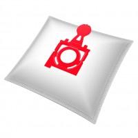 Alternatívne vrecká Zelmer červené, Worwo 39ZMB03K, 4 ks