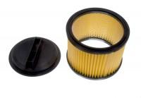 Filter uzatvorený skladaný do vysávača Einhell typ DUO / INOX