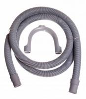 Vypúšťacia hadica Jolly - 2,0 m bez kolienka