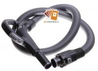 Kompletná sacia hadica pre vysávače Electrolux, elektrická, pre oválne trubky
