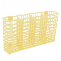 Malý žltý košík na príbory Electrolux do umývačky riadu Privileg, REX a Zanussi