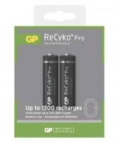 Nabíjacie batérie GP ReCyko+ HR06 (AA), 2 ks v blistre