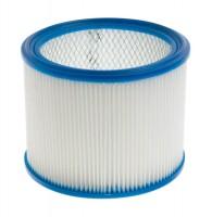 Omyvatelný válcový filtr pro suché a mokré vysávání
