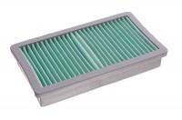 Plochý skladaný filter do vysávača LG