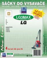 Vrecká do vysávača JOLLY LG3MAX