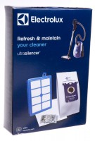 Set vreciek a filtrov pre vysávače Electrolux USK9S