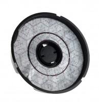 Uhlíkový filter CP030 s indikátorom nasýtenosti