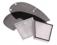 Výstupný HEPA filter do vysávača DAEWOO RCC 167R